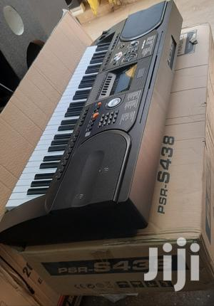 Electric Keyboard Psr S438model