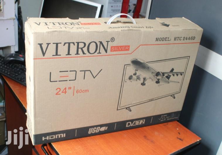 24 Inch Digital In-Built Decorder LED VITRON TV