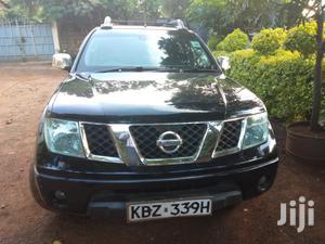 Nissan Navara 2007 Black