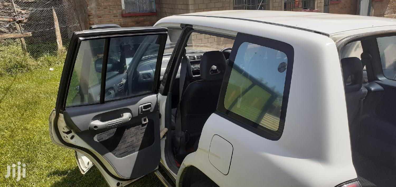 Archive: Toyota RAV4 1998 Cabriolet White