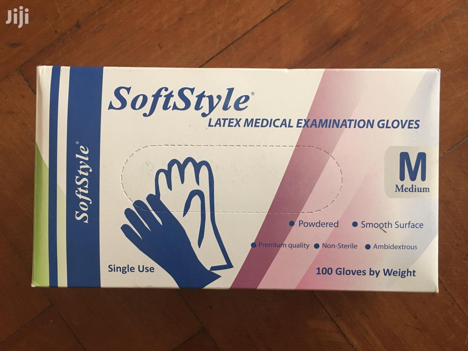 Archive: Gloves Imported Latex Disposable Gloves