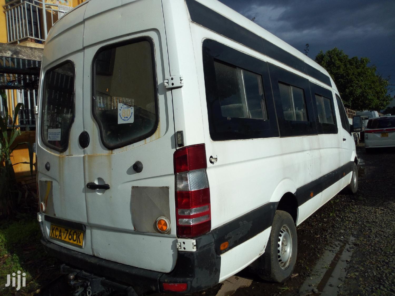 Mercedes-Benz Sprinter 2008 White | Buses & Microbuses for sale in Karen, Nairobi, Kenya