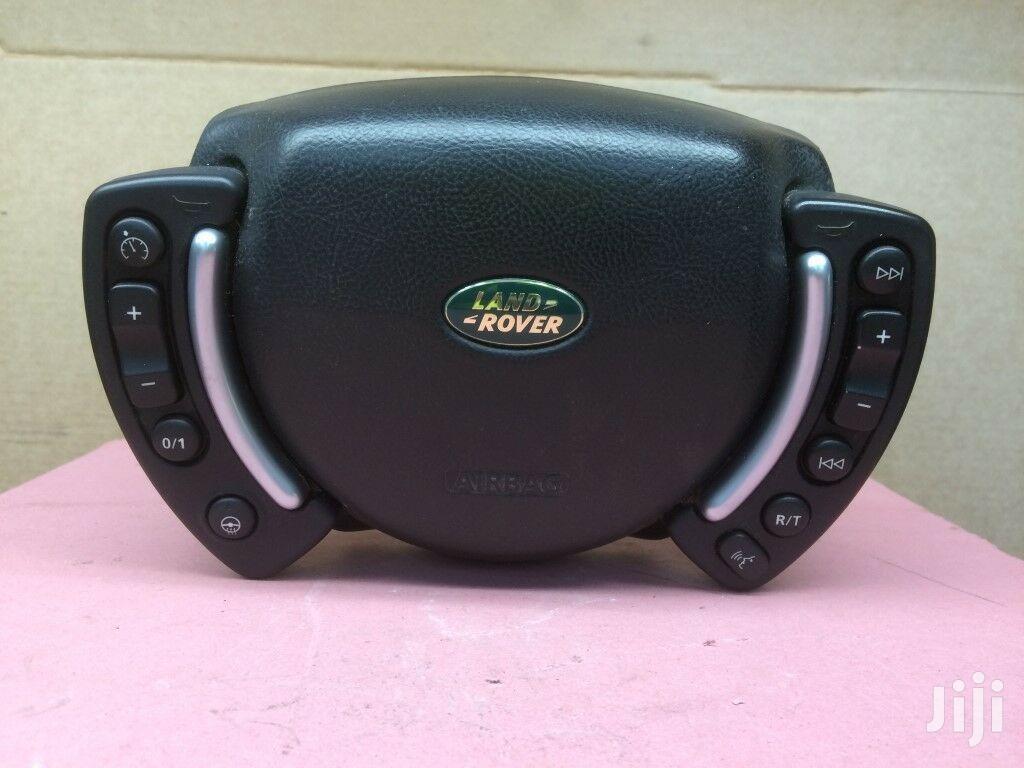 Range Rover L322 Vogue Steering Wheel Airbag.Ex UK