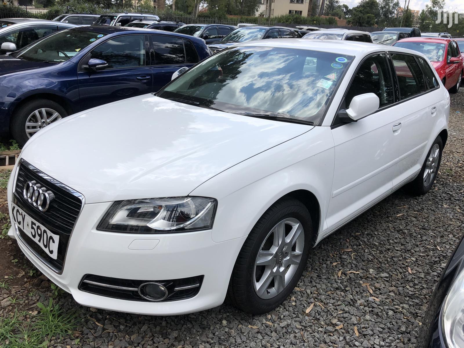 Audi A3 2012 1.4 TFSi White