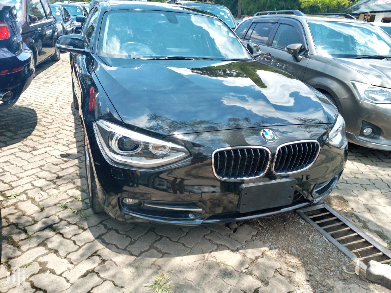 BMW 116i 2012 Black