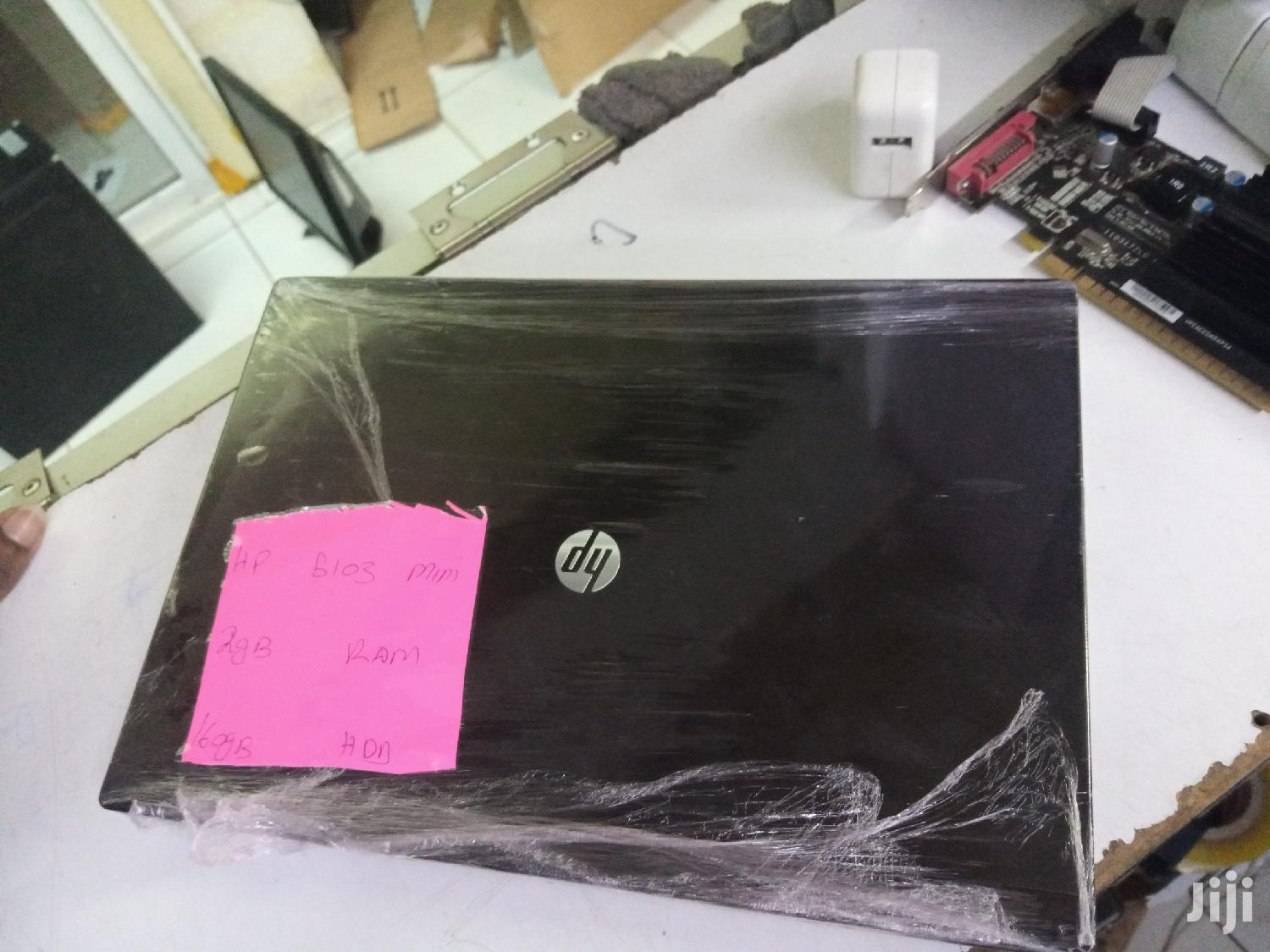 Archive: Laptop HP Mini 5103 2GB Intel HDD 160GB