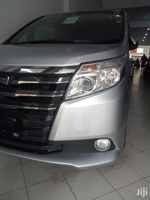 Toyota Noah 2014 Silver | Cars for sale in Majengo, Mvita, Kenya