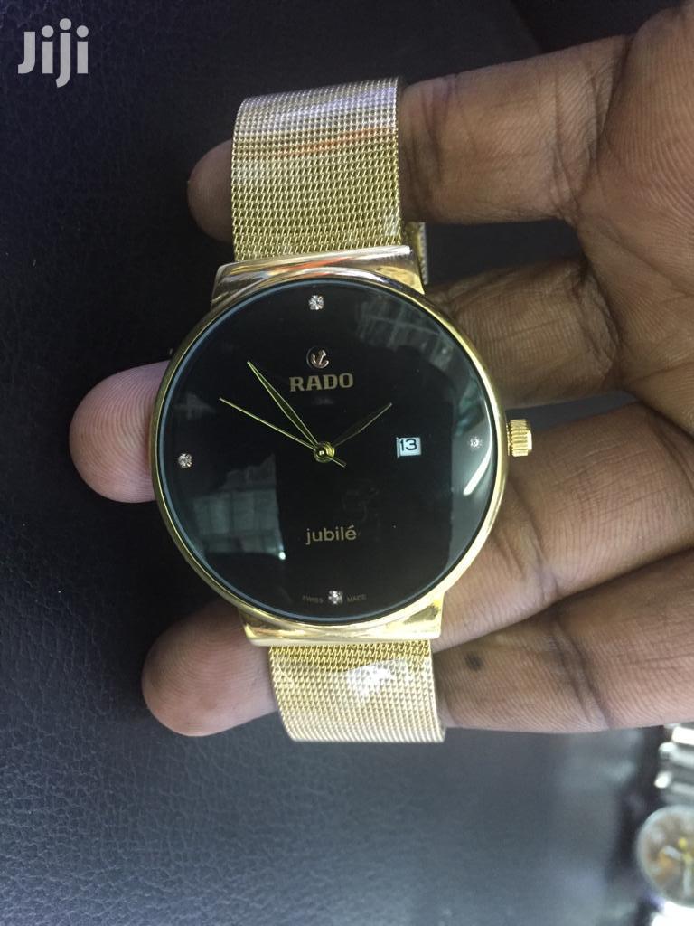 Rado Unique Quality Gents Watch