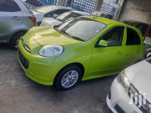 New Nissan March 2013 Green | Cars for sale in Mombasa, Mvita