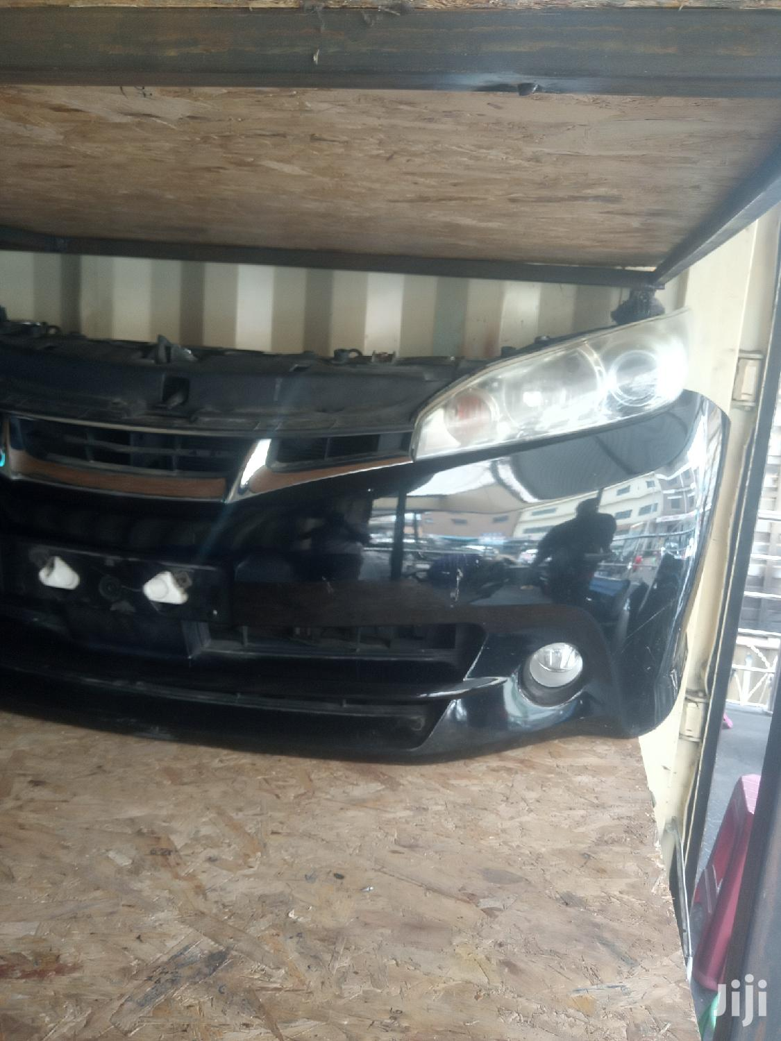 Archive: Toyota Wish Nosecut