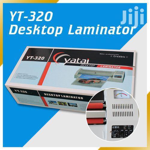 YT-320A Yatai Lamination Machine For Office/School Laminator A3 A4