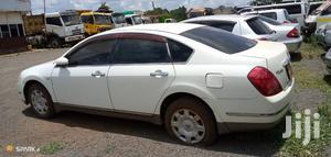 Nissan Teana 2006 White