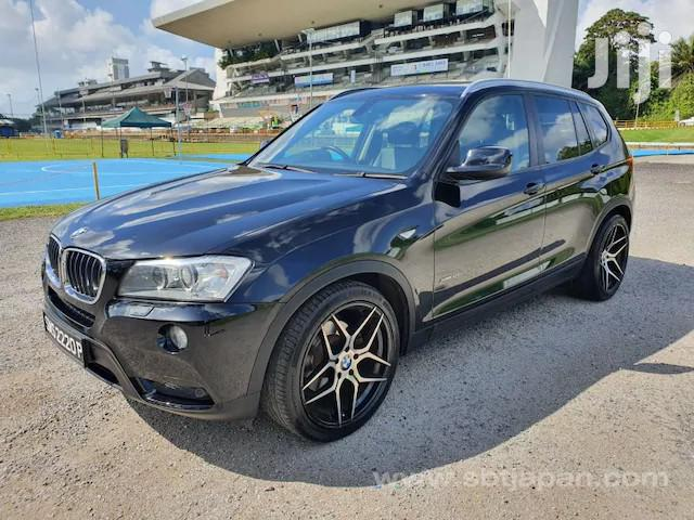 Archive: BMW X3 2013 Black