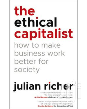 The Ethical Capitalist By Julian Richer~Business~Finance~Ebooks   Books & Games for sale in Nairobi, Nairobi Central