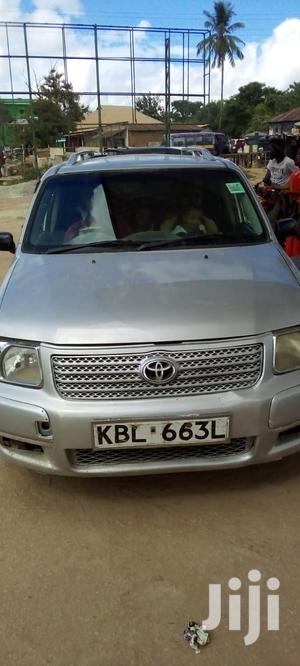 Toyota Succeed 2005 Silver   Cars for sale in Mombasa, Mvita