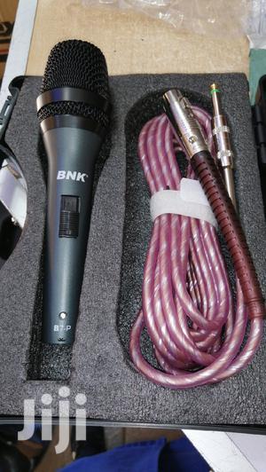 BNK B7P Wire Microphone