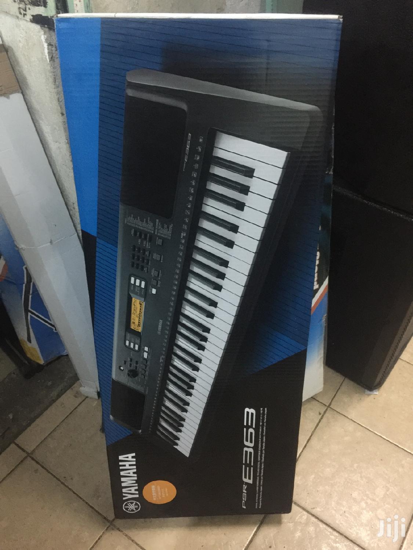 Yamaha Psr 263 Keyboard