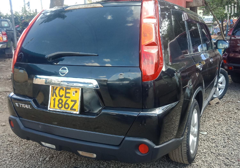 Archive: Nissan X-Trail 2008 Black