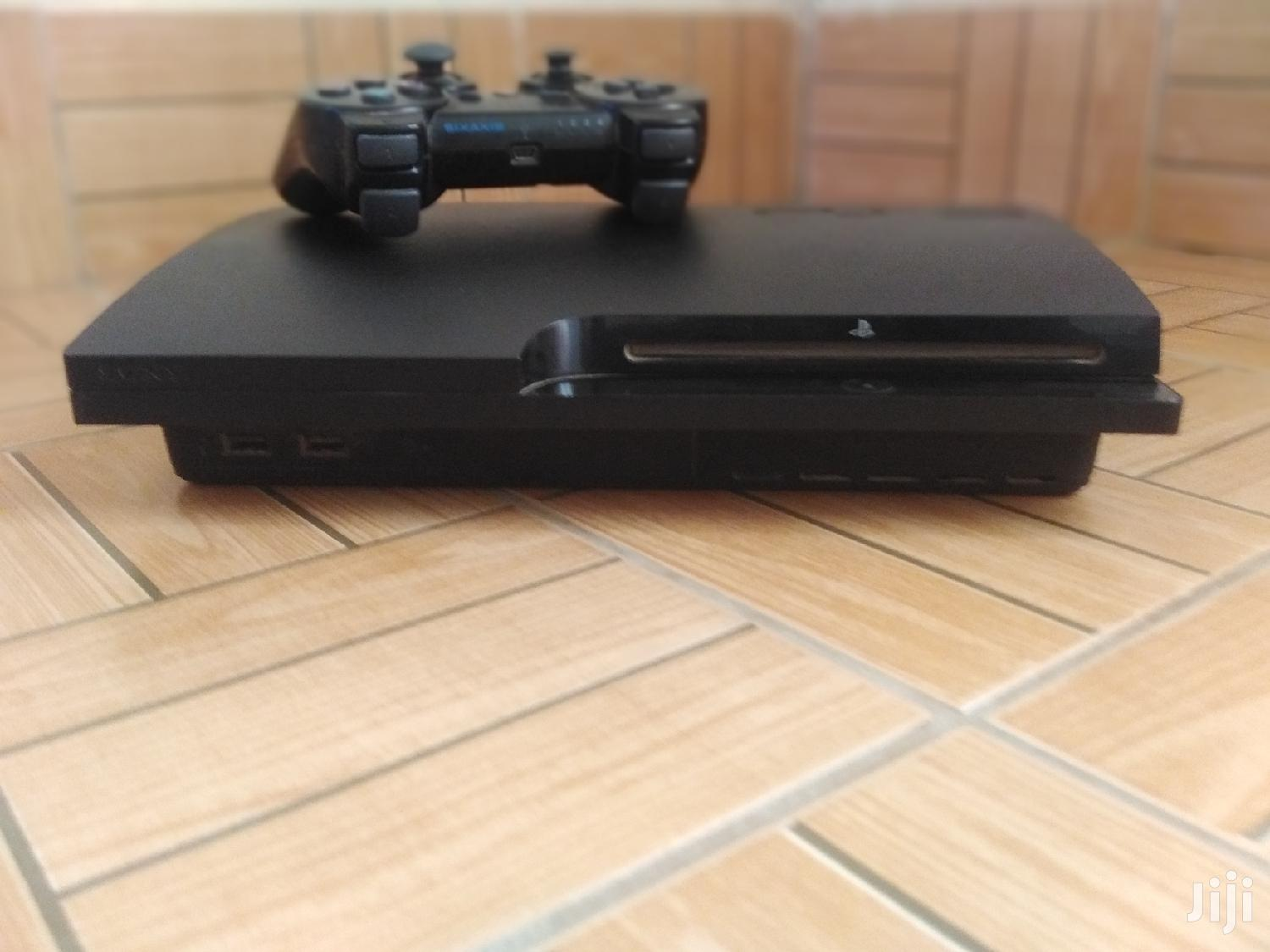 PS 3 Chipped With 10 Games | Video Game Consoles for sale in Ziwa la Ng'ombe , Mombasa, Kenya