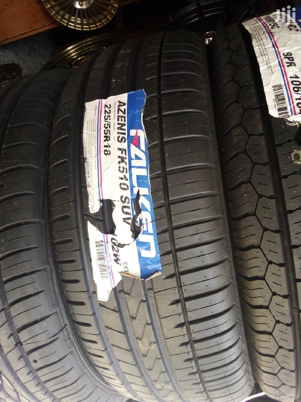 225/55 R18 Falken Tyre