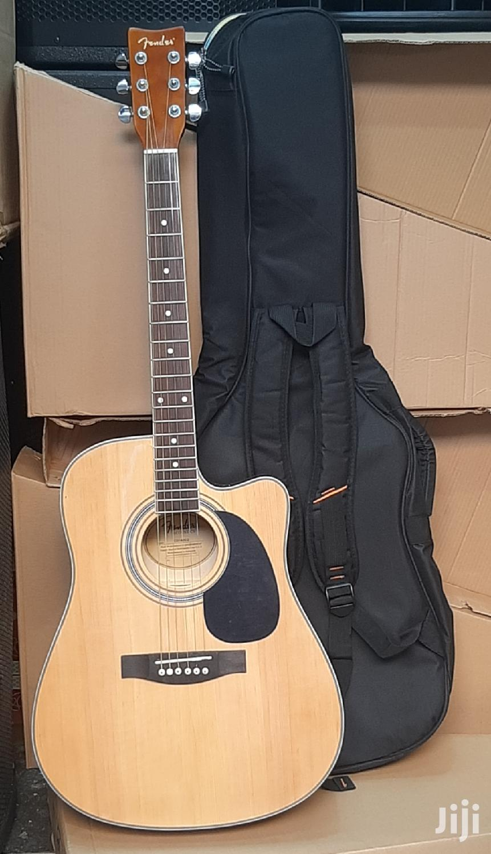Fender Semi Acoustic Guitar   Musical Instruments & Gear for sale in Nairobi Central, Nairobi, Kenya