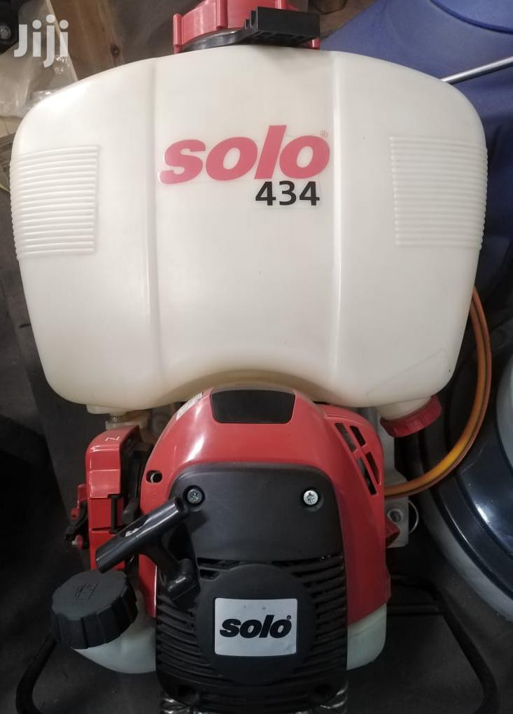 Brand New Solo Engine Sprayer.