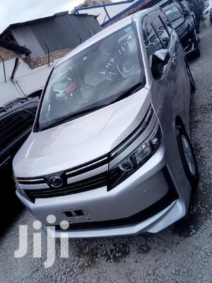 Toyota Voxy 2015 Silver | Cars for sale in Mvita, Majengo
