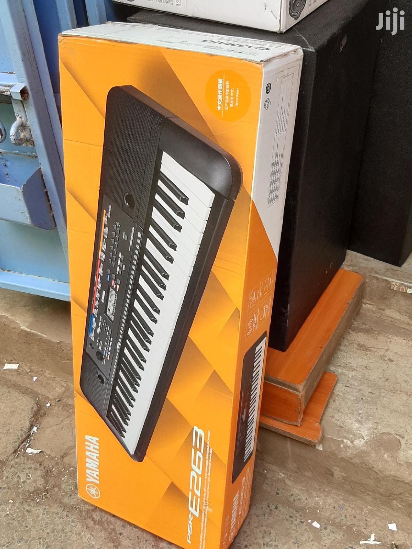 Yamaha Keyboard Psr.E263 | Musical Instruments & Gear for sale in Nairobi Central, Nairobi, Kenya