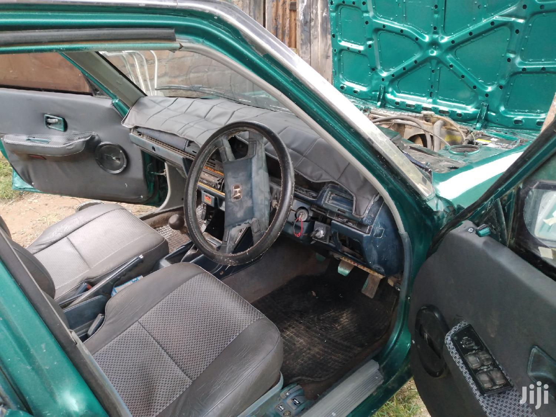 Archive: Honda Accord 1984 Green