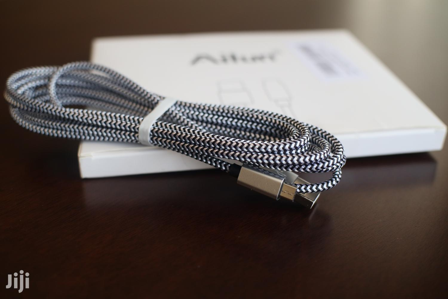 Archive: Android Cable Long 2m Micro Usb , Fast Charge 3A