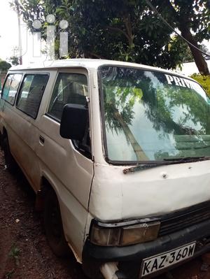 Nissan Caravan (Urvan) 2002 White For Sale   Buses & Microbuses for sale in Nairobi, Dagoretti