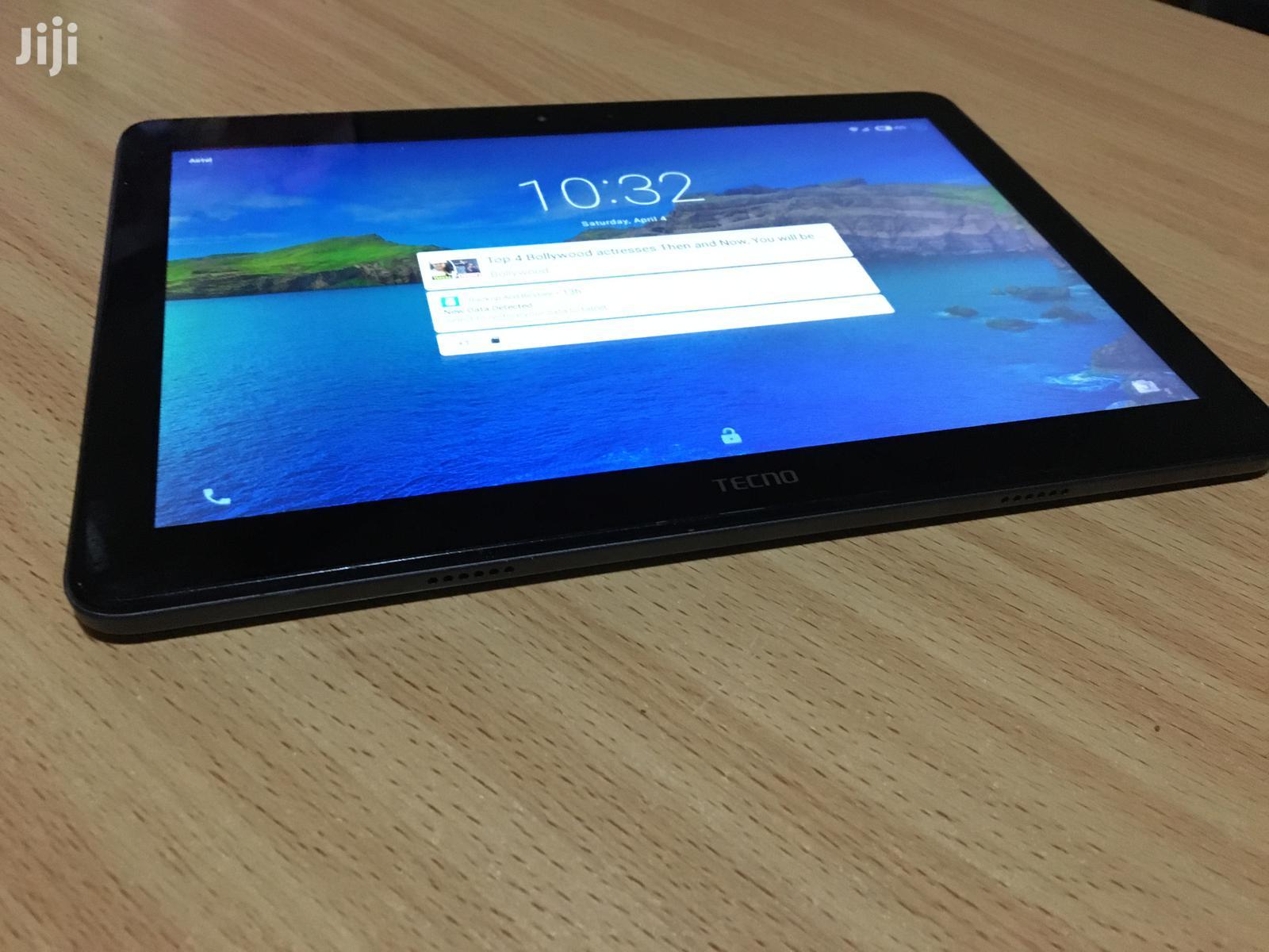 Tecno DroidPad 10 Pro II 16 GB Gray