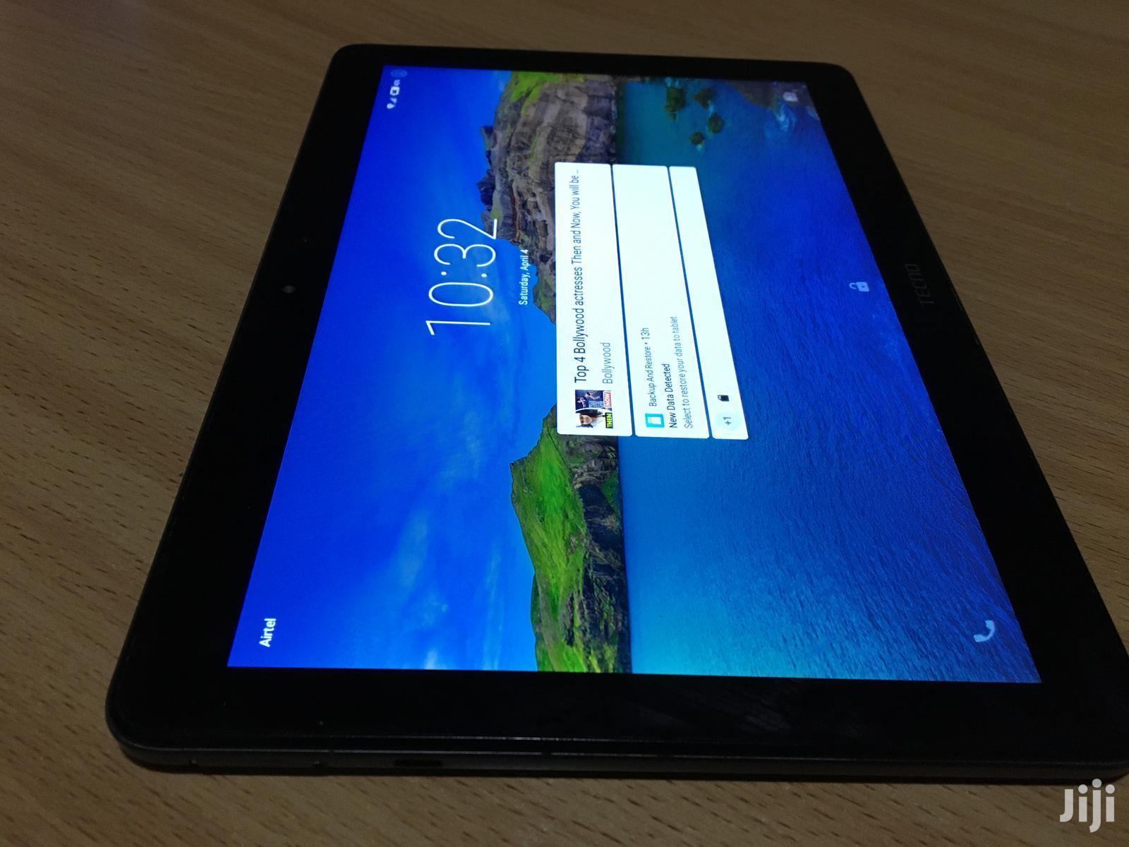 Tecno DroidPad 10 Pro II 16 GB Gray | Tablets for sale in Nairobi Central, Nairobi, Kenya