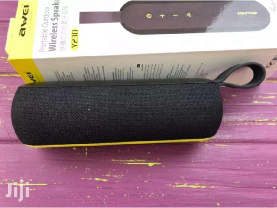 AWEI Y230 Wireless Bluetooth Speaker Outdoor Portable Stereo Speaker | Audio & Music Equipment for sale in Nairobi Central, Nairobi, Kenya