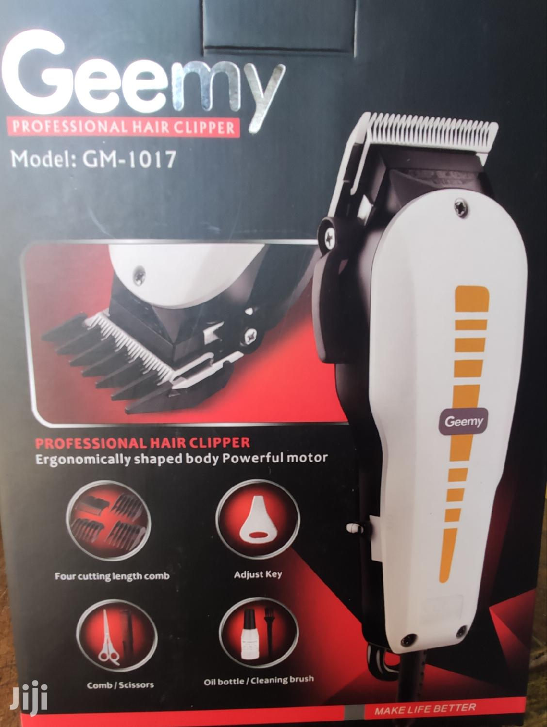 Geemy Professional Hair Shaver Trimmer/Clipper