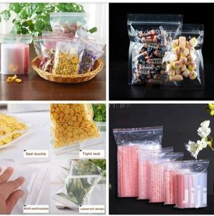 Ziplock Food Storage Bags 25 Pieces 1litre, 1.5L, 3L And 4L
