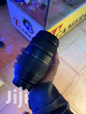 Canon 5d Mark Ii With 70-300 Lense