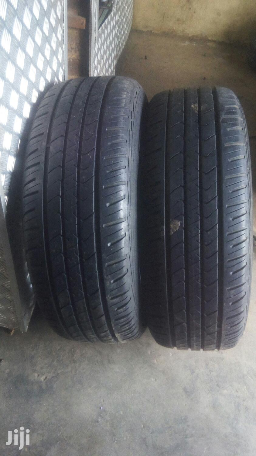 The Tyre Is 265/65/17