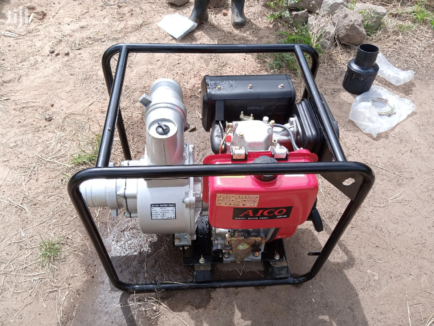 Water Pump Machine 4""