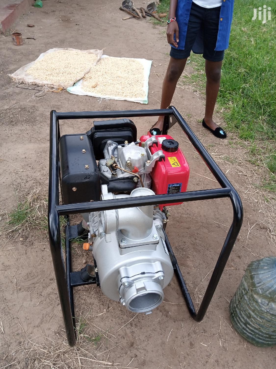 Water Pump Machine 4"