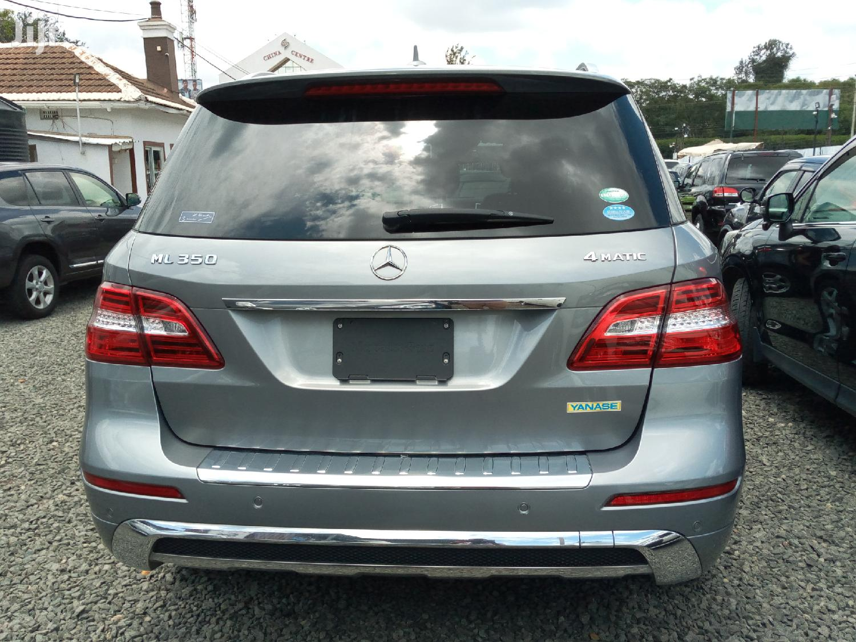 Mercedes-Benz M Class 2014 Silver   Cars for sale in Kilimani, Nairobi, Kenya