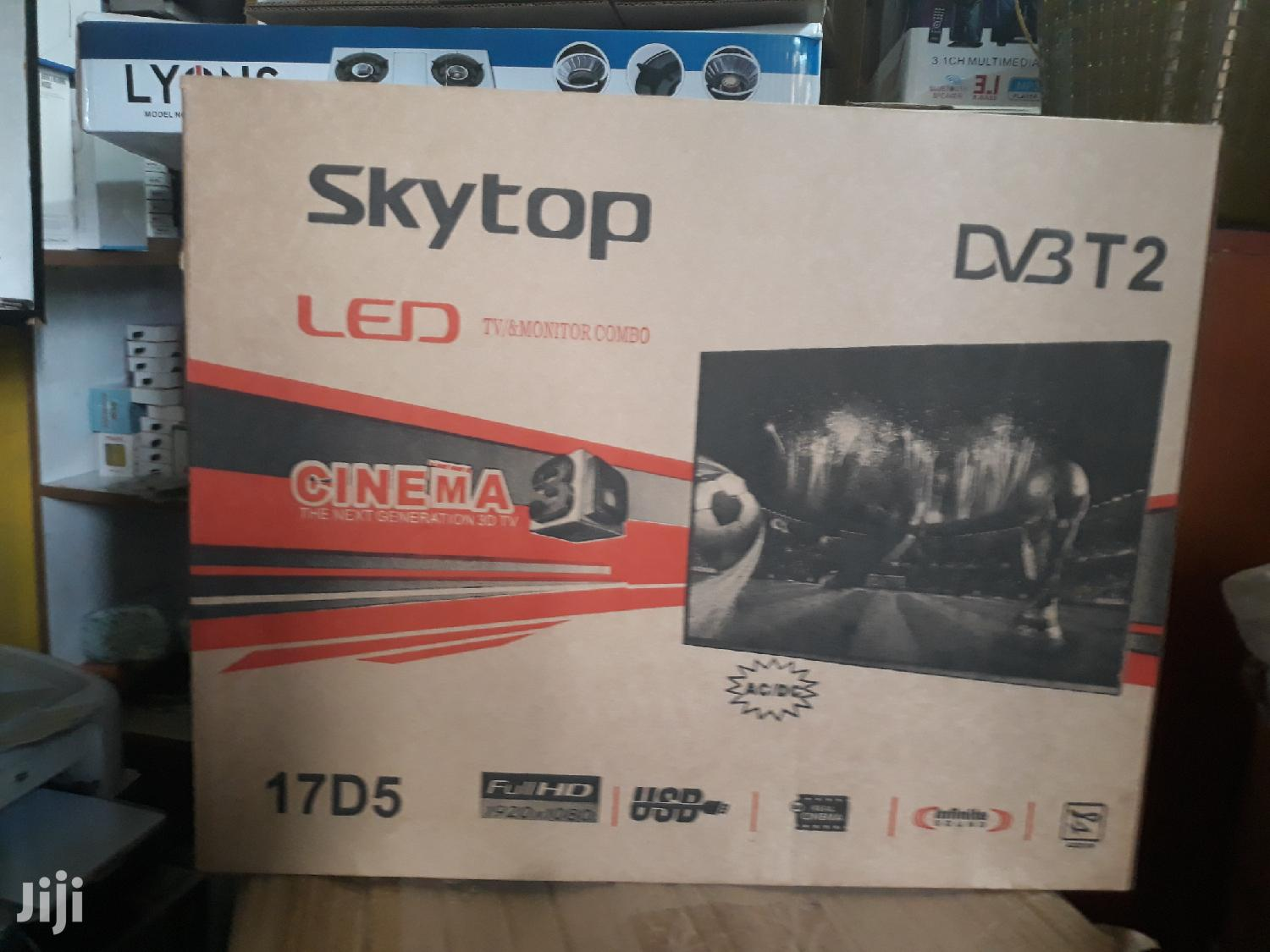 17 Inch Digital Tv With Free to Air Inbuilt Decoder | TV & DVD Equipment for sale in Nairobi Central, Nairobi, Kenya