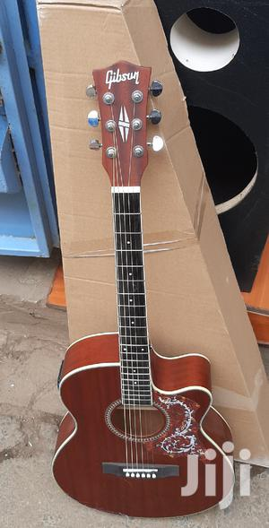 Gibson Semi Acoustic Box Guitar Size 40 | Musical Instruments & Gear for sale in Nairobi, Nairobi Central