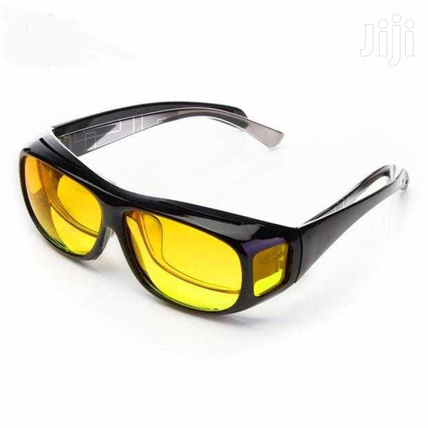 HD Night Vision Driving Glasses | Clothing Accessories for sale in Nairobi Central, Nairobi, Kenya