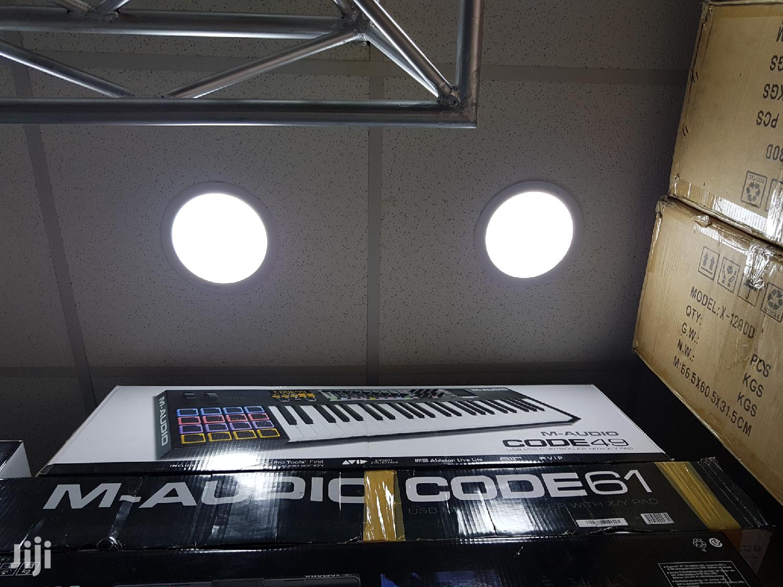 M Audio Midi Keyboard 49 Keys