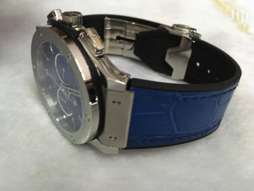 Blue Chrono Hublot Gents Watch | Watches for sale in Nairobi Central, Nairobi, Kenya