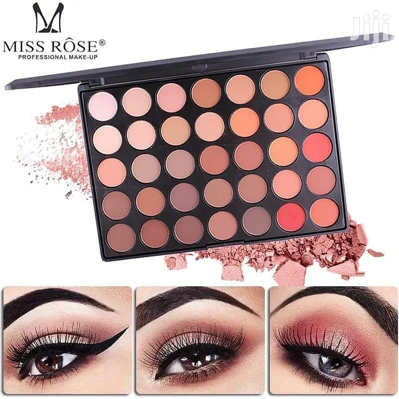 Miss Rose 35 Pallet Eyeshadow | Makeup for sale in Nairobi Central, Nairobi, Kenya