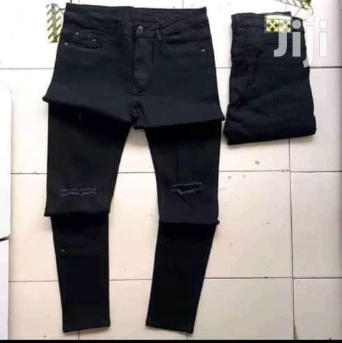 One Cut Offwhite Jeans Available | Clothing for sale in Nairobi Central, Nairobi, Kenya