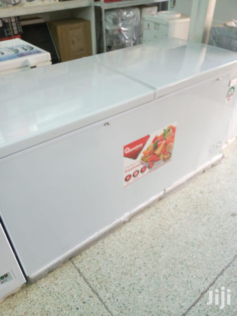Archive: Brand New Freezer