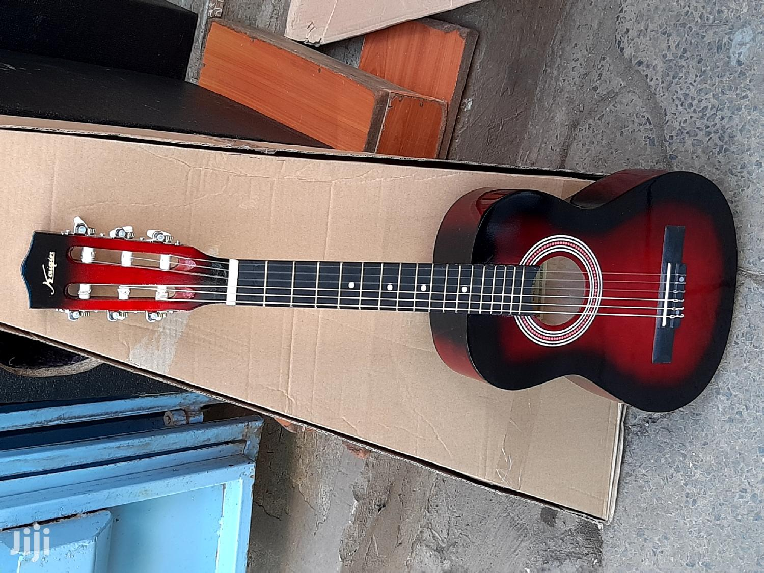 Spanish Classical Acoustic Box Guitar Size 34 | Musical Instruments & Gear for sale in Nairobi Central, Nairobi, Kenya